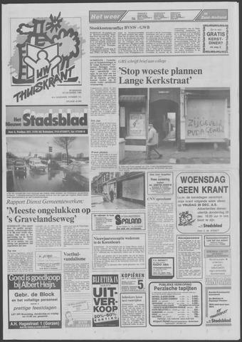 Het Nieuwe Stadsblad 1989-12-20