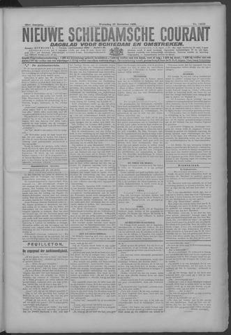 Nieuwe Schiedamsche Courant 1925-11-25