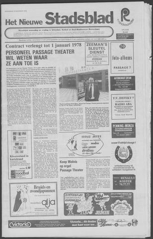 Het Nieuwe Stadsblad 1976-11-10