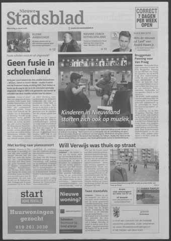 Het Nieuwe Stadsblad 2016-03-09
