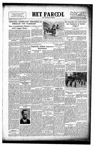 Rotterdamsch Parool / De Schiedammer 1947-01-28
