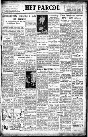 Rotterdamsch Parool / De Schiedammer 1945-12-05