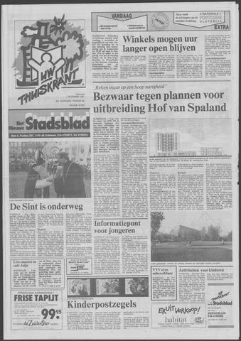Het Nieuwe Stadsblad 1991-11-01