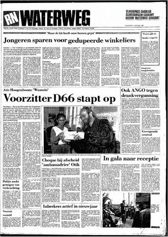 Rotterdamsch Nieuwsblad / Schiedamsche Courant / Rotterdams Dagblad / Waterweg / Algemeen Dagblad 1987-01-05