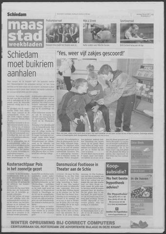 Maaspost / Maasstad / Maasstad Pers 2009-02-04