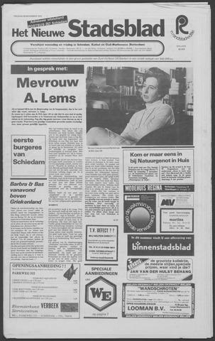 Het Nieuwe Stadsblad 1974-11-29