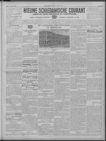 Nieuwe Schiedamsche Courant 1933-10-19