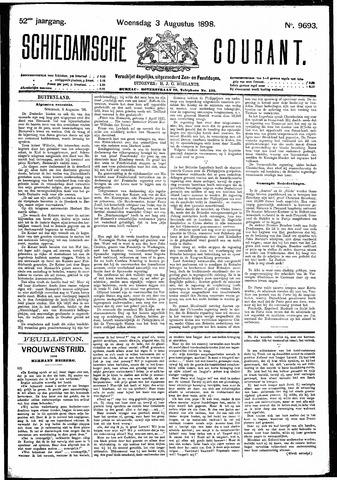 Schiedamsche Courant 1898-08-03