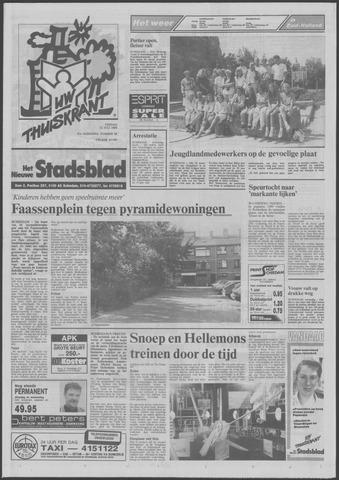 Het Nieuwe Stadsblad 1989-07-21