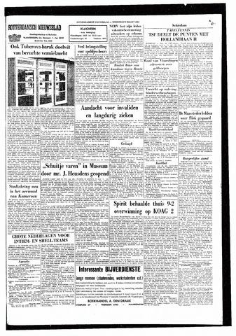 Rotterdamsch Nieuwsblad / Schiedamsche Courant / Rotterdams Dagblad / Waterweg / Algemeen Dagblad 1965-03-03