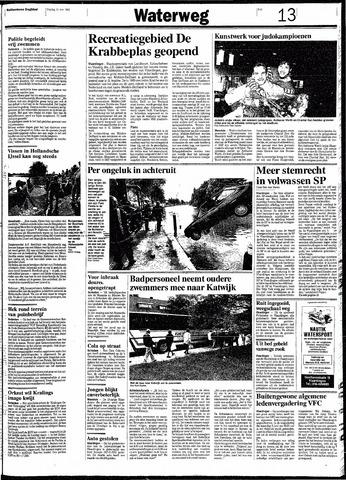 Rotterdamsch Nieuwsblad / Schiedamsche Courant / Rotterdams Dagblad / Waterweg / Algemeen Dagblad 1991-05-24