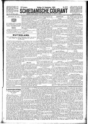 Schiedamsche Courant 1929-09-13