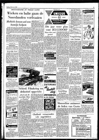 Rotterdamsch Parool / De Schiedammer 1962-02-02