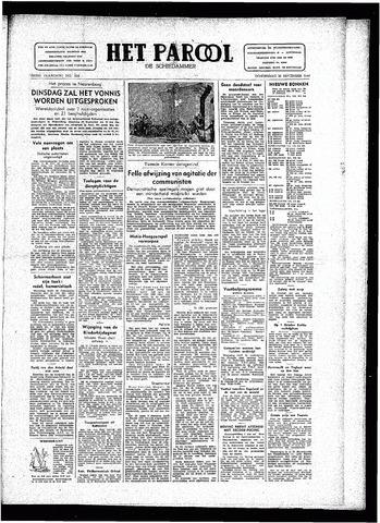 Rotterdamsch Parool / De Schiedammer 1946-09-26