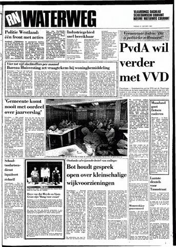Rotterdamsch Nieuwsblad / Schiedamsche Courant / Rotterdams Dagblad / Waterweg / Algemeen Dagblad 1983-10-21