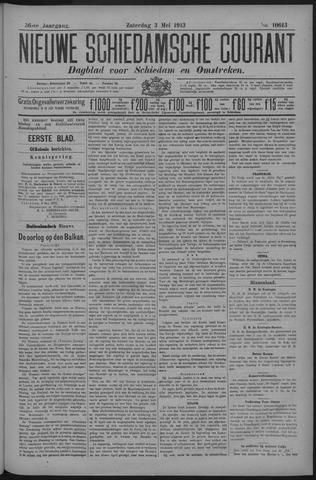 Nieuwe Schiedamsche Courant 1913-05-03