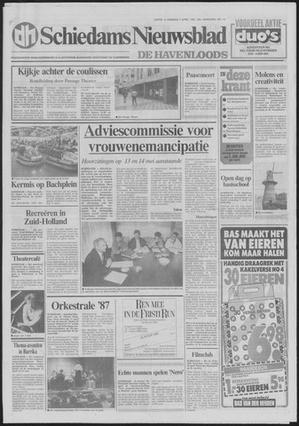 De Havenloods 1987-04-07