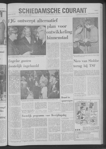 Rotterdamsch Nieuwsblad / Schiedamsche Courant / Rotterdams Dagblad / Waterweg / Algemeen Dagblad 1970-05-04