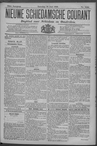 Nieuwe Schiedamsche Courant 1909-06-26