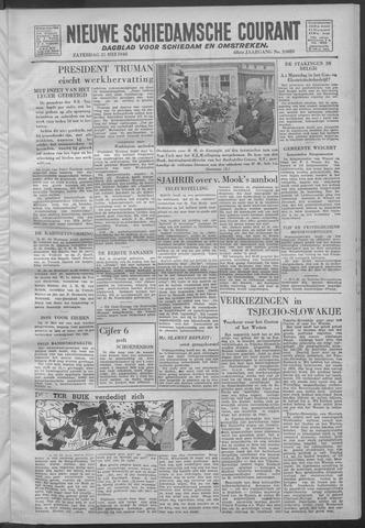 Nieuwe Schiedamsche Courant 1946-05-25