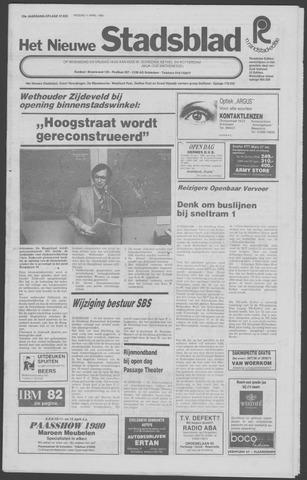 Het Nieuwe Stadsblad 1980-04-11