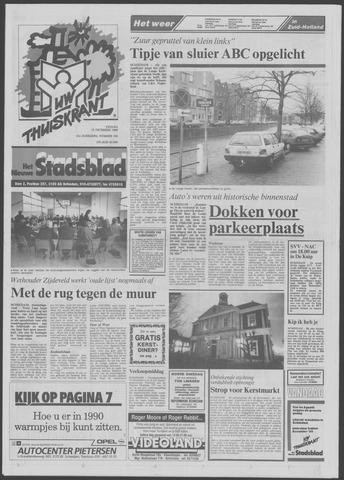Het Nieuwe Stadsblad 1989-12-15