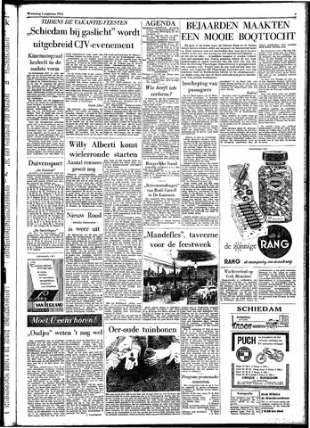 Rotterdamsch Parool / De Schiedammer 1961-08-02