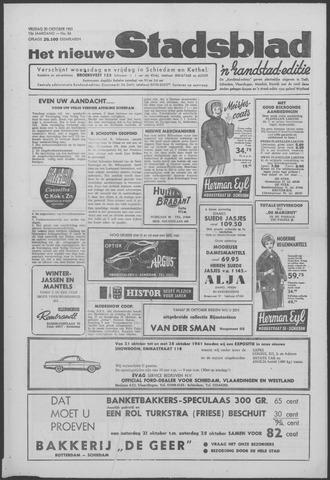 Het Nieuwe Stadsblad 1961-10-20
