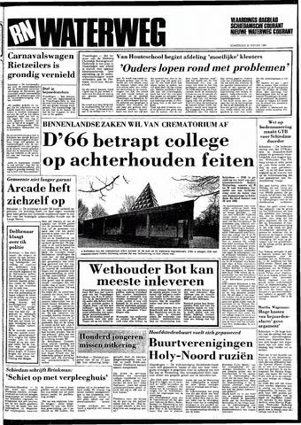 Rotterdamsch Nieuwsblad / Schiedamsche Courant / Rotterdams Dagblad / Waterweg / Algemeen Dagblad 1983-01-20