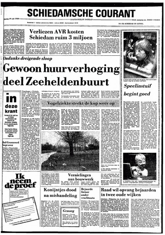 Rotterdamsch Nieuwsblad / Schiedamsche Courant / Rotterdams Dagblad / Waterweg / Algemeen Dagblad 1980-07-29