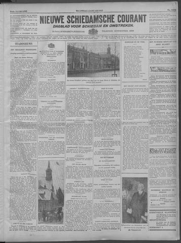 Nieuwe Schiedamsche Courant 1932-01-04
