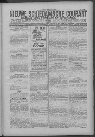 Nieuwe Schiedamsche Courant 1925-12-12