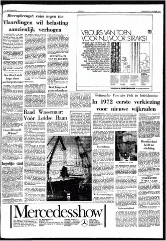 Trouw / De Rotterdammer 1971-10-20