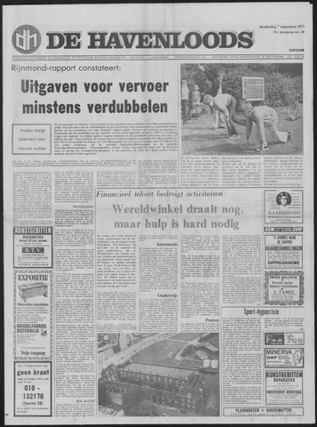 De Havenloods 1972-09-07