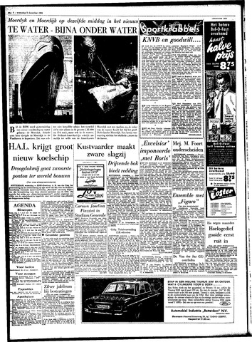 Rotterdamsch Parool / De Schiedammer 1964-12-02