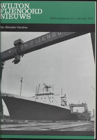 Wilton Fijenoord Nieuws 1973-07-01