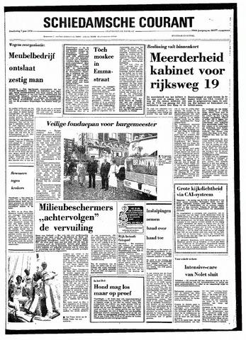 Rotterdamsch Nieuwsblad / Schiedamsche Courant / Rotterdams Dagblad / Waterweg / Algemeen Dagblad 1979-06-07