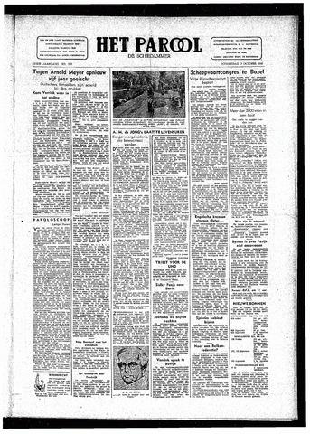 Rotterdamsch Parool / De Schiedammer 1946-10-17
