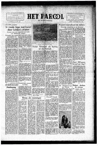 Rotterdamsch Parool / De Schiedammer 1946-05-11