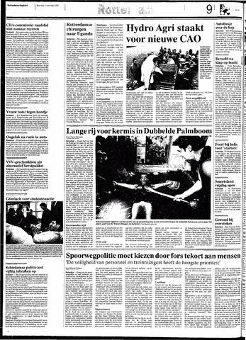 Rotterdamsch Nieuwsblad / Schiedamsche Courant / Rotterdams Dagblad / Waterweg / Algemeen Dagblad 1991-11-11