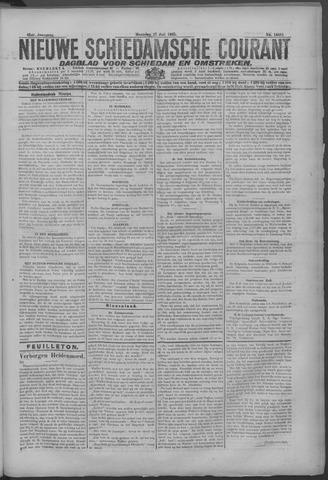 Nieuwe Schiedamsche Courant 1925-07-27