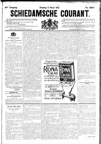 Schiedamsche Courant 1912-03-12