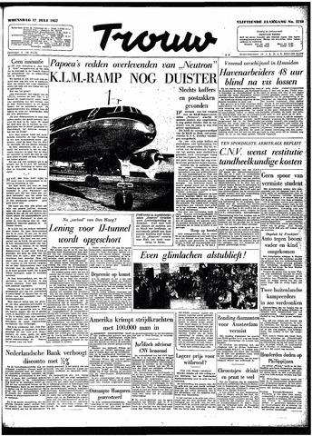 Trouw / De Rotterdammer 1957-07-17