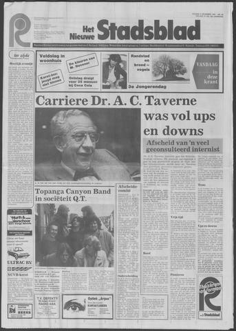 Het Nieuwe Stadsblad 1981-12-04
