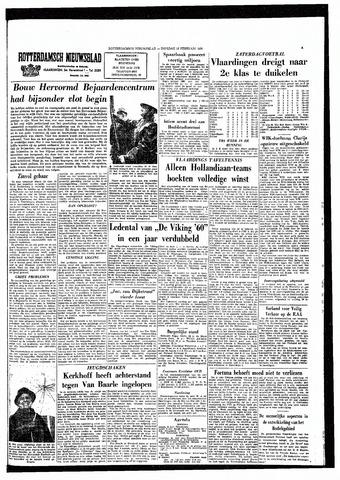 Rotterdamsch Nieuwsblad / Schiedamsche Courant / Rotterdams Dagblad / Waterweg / Algemeen Dagblad 1964-02-18
