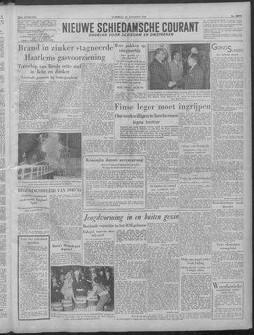 Nieuwe Schiedamsche Courant 1949-08-20