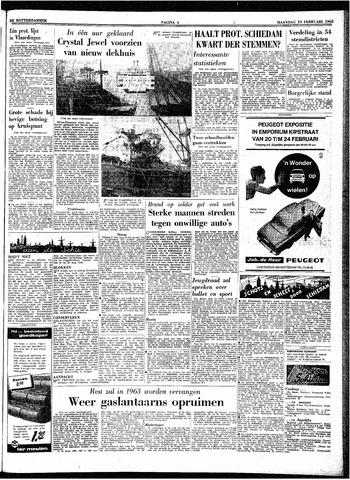 Trouw / De Rotterdammer 1962-02-19