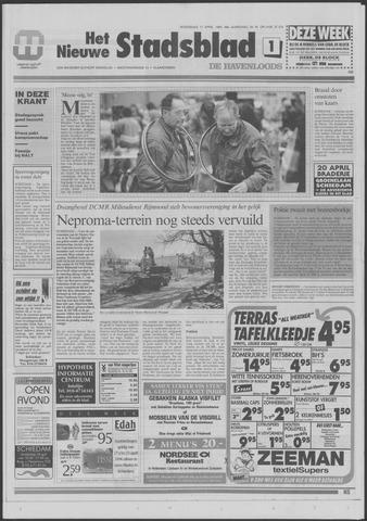 Het Nieuwe Stadsblad 1996-04-17