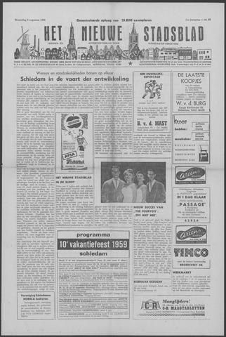 Het Nieuwe Stadsblad 1959-08-05