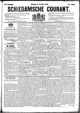 Schiedamsche Courant 1916-10-10